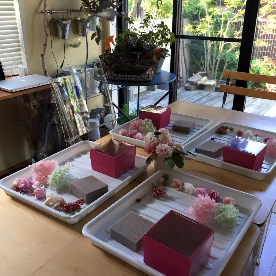 Z-Flower Design+_母の日のプレゼントを作ろう!_ワークショップ_2016