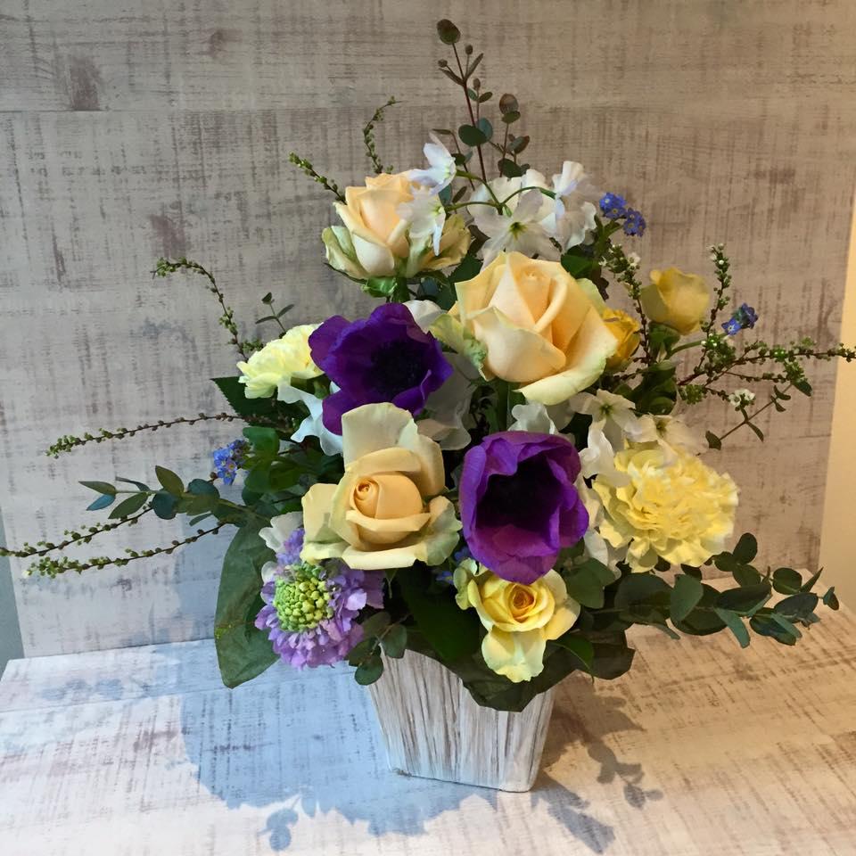 Z-Flower Design+_犬猫ペット関連の花のアレンジ_2016