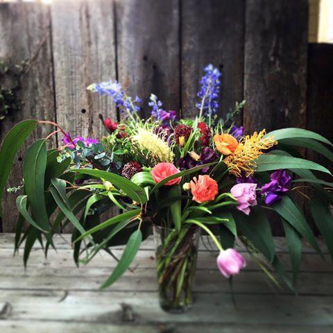 Z-Flower Design+_ガラス花器にいける_IKEA_2016