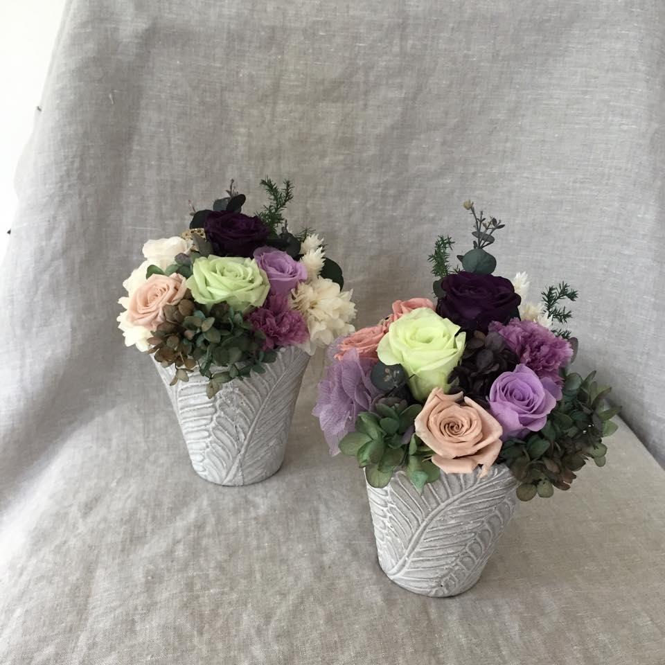 Z-Flower Design+_大切なペットのお供えのプリザーブドフラワー_2015