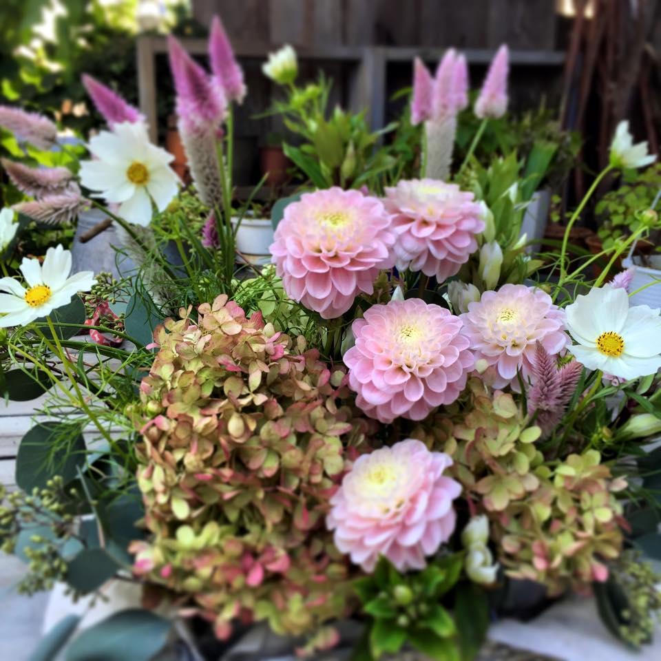 Z-Flower Design+_お供えの花のアレンジの注文_2015