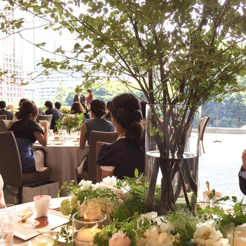 Z-Flower Design+_結婚式と披露宴の様子_2015