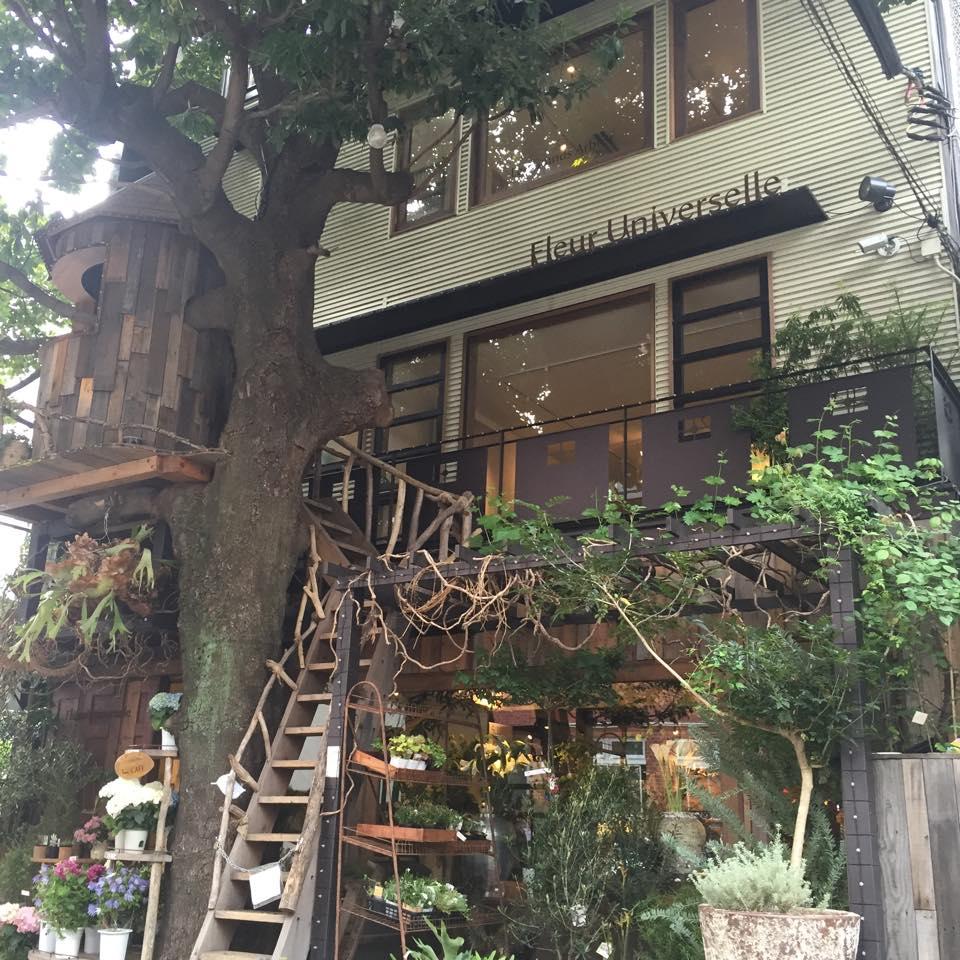 Z-Flower Design+_港区南麻布にあるフルール・ユニヴェセールという花と雑貨とカフェ_2015