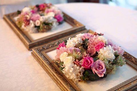 Z-Flower Design+_両親への贈呈用_プリザーブドフラワー_2015