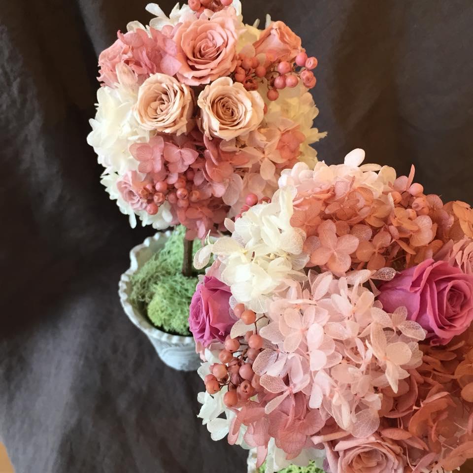 Z-Flower Design+_母の日のギフトのプリザーブドフラワー_2015