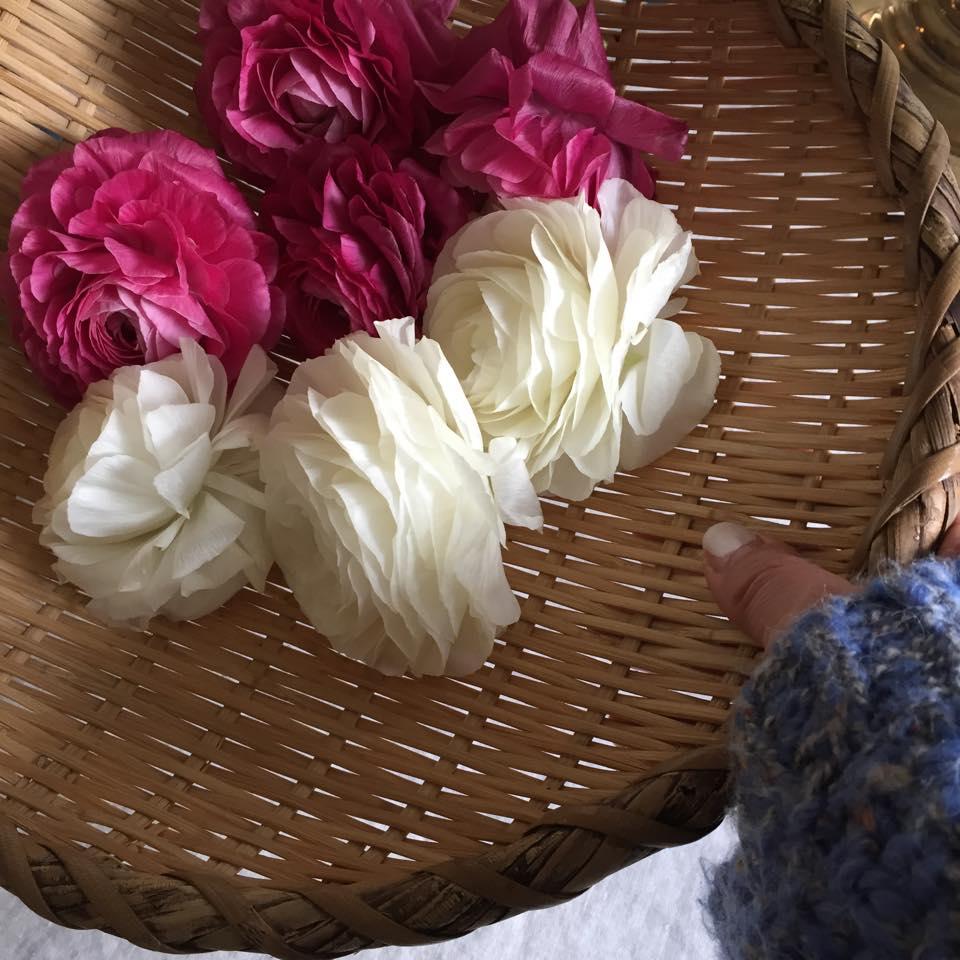 Z-Flower Design+_『干し花』作り_2015