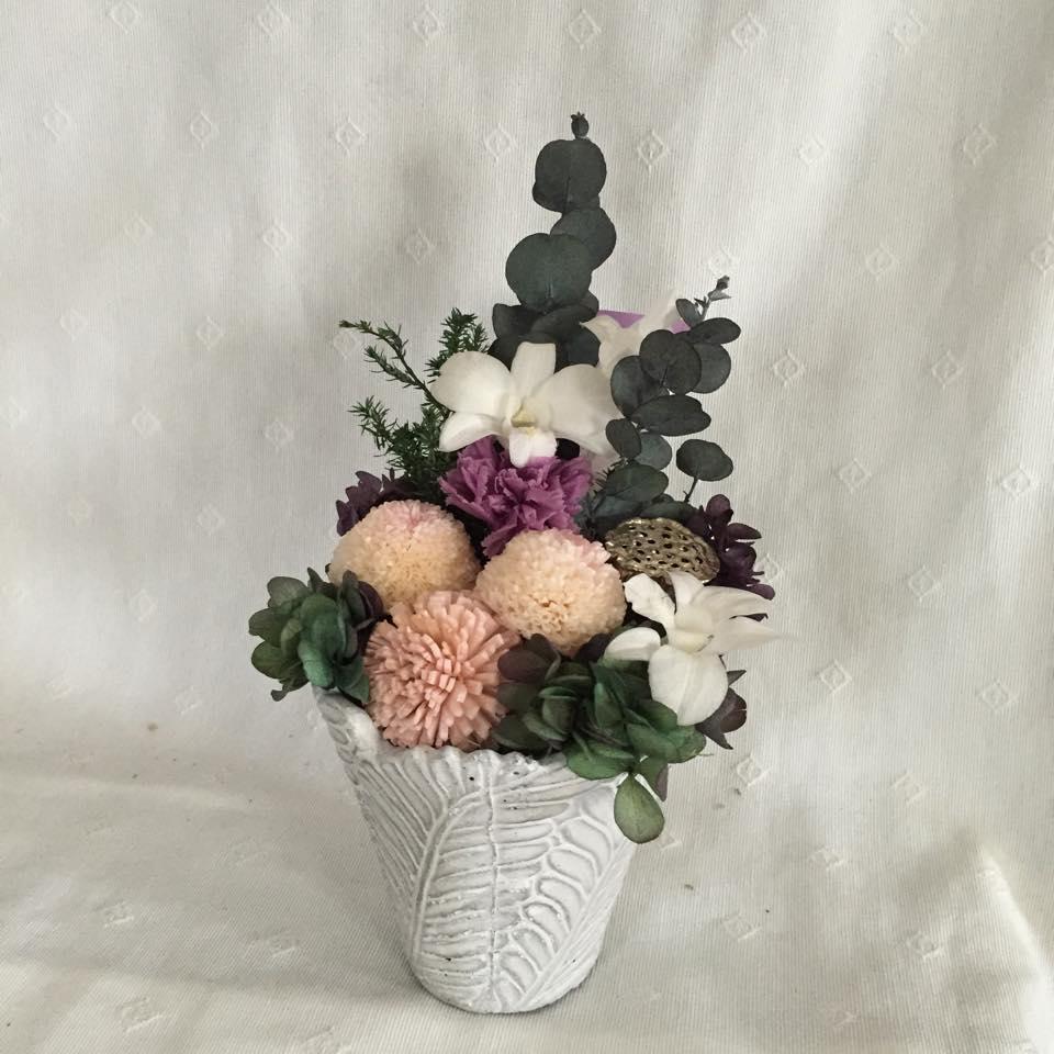 Z-Flower Design+お盆のお供え花_2015